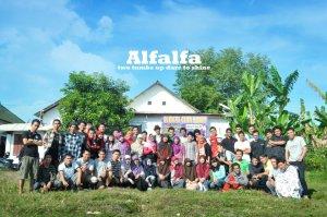 alfalfa dalam kebersamaan, 2012