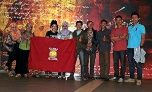 ALFALFA reuni kecil Jakarta,april 2013.